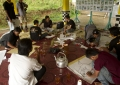 workshop wayang antena, gunung purba nglanggeran, Biennale Jogja XI
