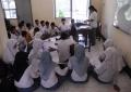 kembang guru di smk 3 jetis