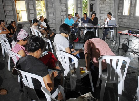 Rapat Parallel Events BJXII