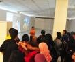 briefing volunter Indra Arista