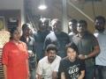 Dimas_Berfoto Bersama dengan Kelompok Mahasiswa_resize