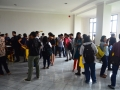 Resize5000_Indra Arista_Para Peserta SK 2014 di Lobby Ruang Seminar Gedung Sekolah Pascasarjana UGM 1