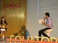 Resize_Sapta Agus_Presentasi Aku yang Galau, Refleksi Film Masa Kolonial Hingga Awal Kemerdekaan oleh Sazkia Noor Anggraini, dengan Moderator Mahardika Yudha