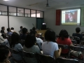 Resize_Sapta Agus_Presentasi Mengawal Suara Kita oleh Kawal Pemilu, dalam Sesi Dialog Inisiatif Warga Untuk Indonesia Baru